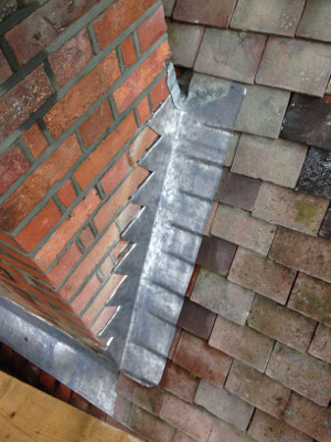 lead flashing Romsey