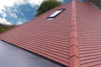 new tiled roofing Holbury