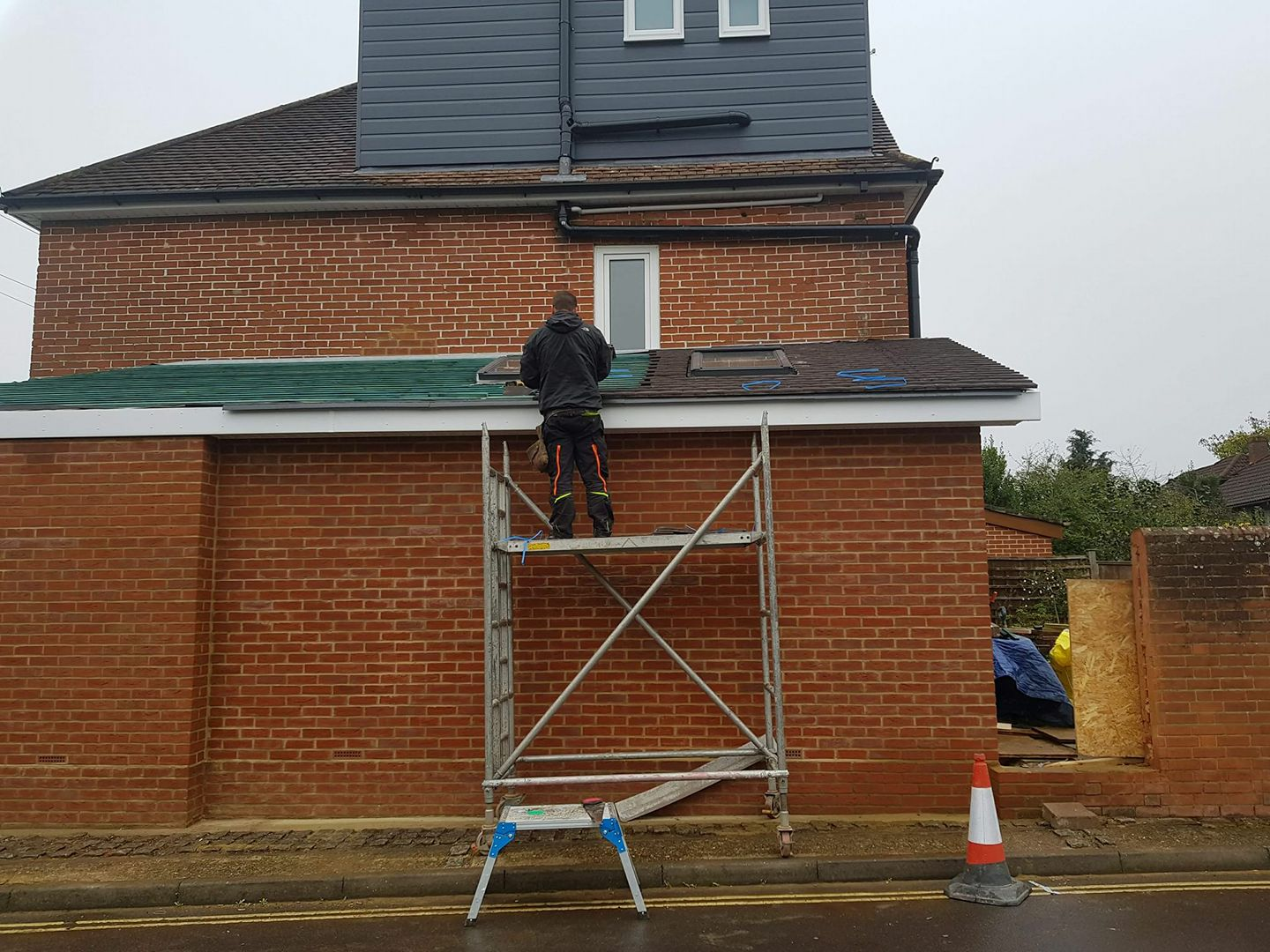 velux roofers Southampton